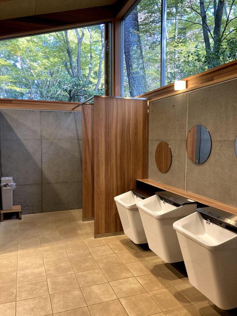 清水公園トイレ